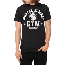 Mortal Kombat Gym T-Shirt