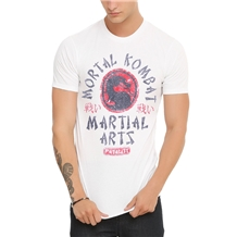 Mortal Kombat Martial Arts T-Shirt