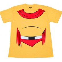 Mighty Mouse Costume T-Shirt