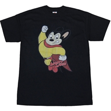 Mighty Mouse Classic Hero T-Shirt