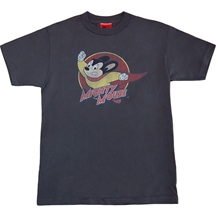 Mighty Mouse Circle T-Shirt