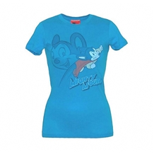 Mighty Mouse Seeing Double Junior Tee