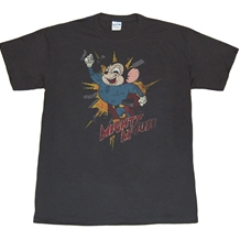 Mighty Mouse Break Through T-Shirt