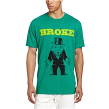 Monopoly Man Broke T-Shirt
