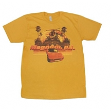 Magnum P.I. Helicopter T-Shirt