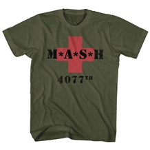 MASH Cross 4077th T-Shirt