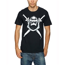 Skeletor Skull and Swords T-Shirt