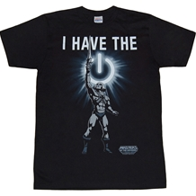 He-Man I Have The Power T-Shirt