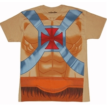 Master of the Universe: I Am He-Man Costume T-Shirt