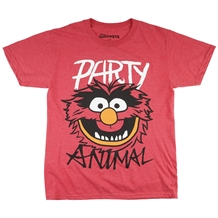 Muppets Party Animal T-Shirt
