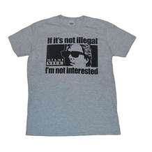 Miami Vice Illegal  T-Shirt