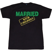 Married with Children Logo T-Shirt
