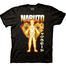 Naruto Bijuu Mode T-Shirt