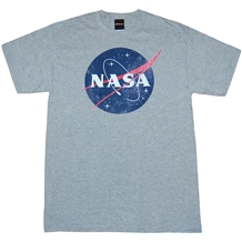NASA Distressed Logo T-Shirt