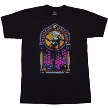 Nightmare Before Christmas Jack Stained Glass T-Shirt