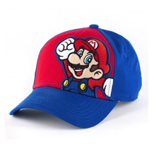 Nintendo Super Mario Youth Snapback Hat