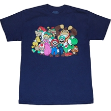 Nintendo Group T-Shirt