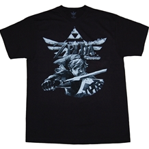 Legend of Zelda Skyward Sword T-Shirt