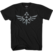 Nintendo Legend of Zelda Twilight Princess Triforce T-Shirt