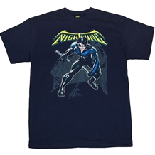Animated Nightwing T-Shirt