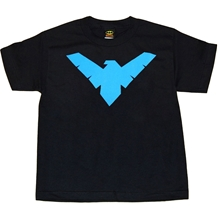 Nightwing Symbol Youth T-Shirt