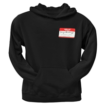 Princess Bride Hello My Name Is: Inigo Montoya Hoodie