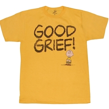 Peanuts Good Grief Charlie Brown T-Shirt