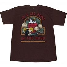 Peanuts Good In The Hood T-Shirt