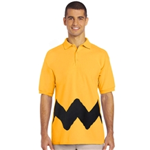 Peanuts Charlie Brown Costume Polo Shirt