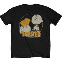 Charlie Brown Toasted T-Shirt