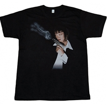 Pulp Fiction Mia Wallace Invitation T-Shirt