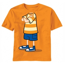 Phineas Torso Costume T-Shirt