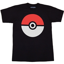 Pokemon Pokeball T-Shirt