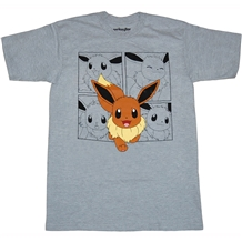 Pokemon Eevee Panels T-Shirt