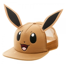 Pokemon Eevee with Ears Trucker Hat