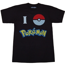 Pokemon: I Ball Pokemon T-Shirt