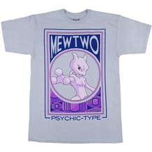 Mewtwo Pyschic Block T-Shirt