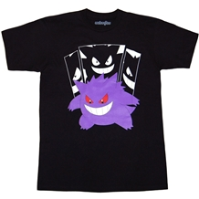 Pokemon Gengar Shadows T-Shirt