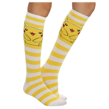 Pokemon Pikachu Knee High Socks