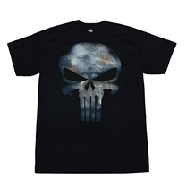 Punisher No Sweat Skull Logo T-Shirt