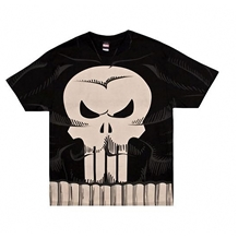 Punisher Costume Adult T-Shirt