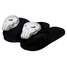 Punisher Plush Slippers