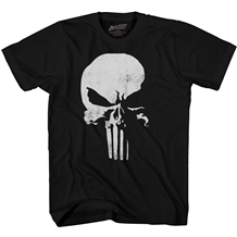 Daredevil - Punisher Skull Logo T-Shirt