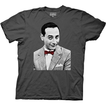 Pee-Wee Herman Red Bow Tie T-Shirt