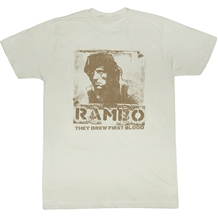 Rambo: Drew First Blood T-Shirt