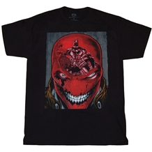 batman red hood and the outlaws t-shirt