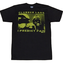 Rocky Clubber Lang I Predict Pain T-Shirt