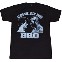Rocky Come At Me Bro T-Shirt