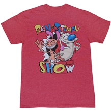Ren and Stimpy Show T-Shirt