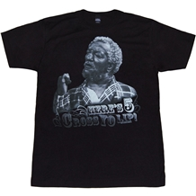 Sanford and Son Here's 5 Cross Yo Lip T-Shirt